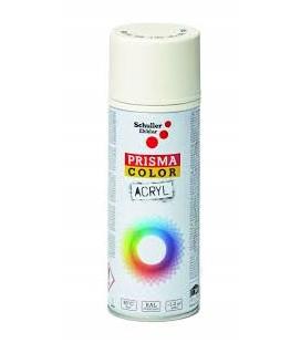 Lakier w sprayu matowy biały