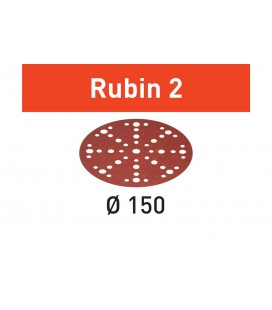 Krążki ścierne Rubin 2 STF D150/48 P120 RU2/50 Festool