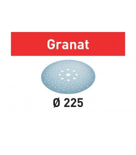 Krążki ścierne Granat STF D225/128 P100 GR/25 Festool