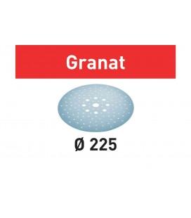 Krążki ścierne Granat STF D225/128 P150 GR/25 Festool