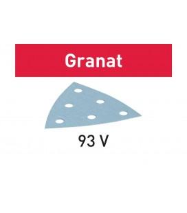 Arkusz ścierny Granat STF V93/6 P100 GR/100 Festool