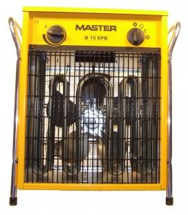Nagrzewnica elektryczna Master B15